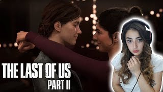 REACTING TO THE LAST OF US 2 GAMEPLAY TRAILER E3 2018