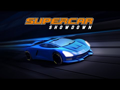 Supercar Showdown trailer Thumbnail