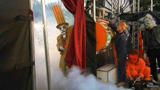 Театр «Странствующие куклы господина Пэжо». «Мистиарий. Закулисье» (2018)
