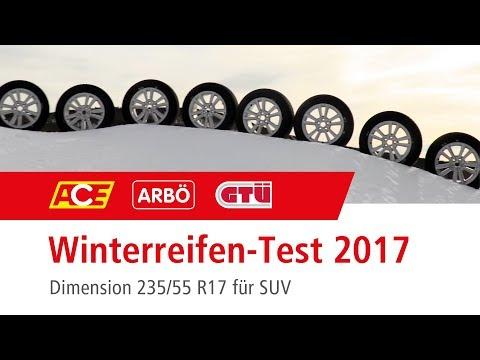 ACE-Winterreifentest 2017