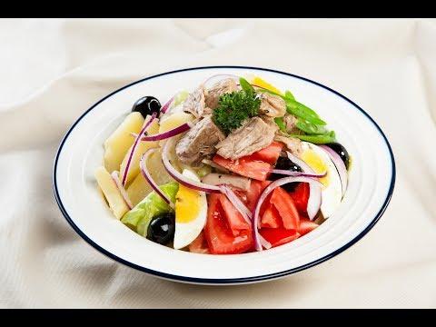 Món Ngon Mỗi Ngày – Salad trứng cá ngừ