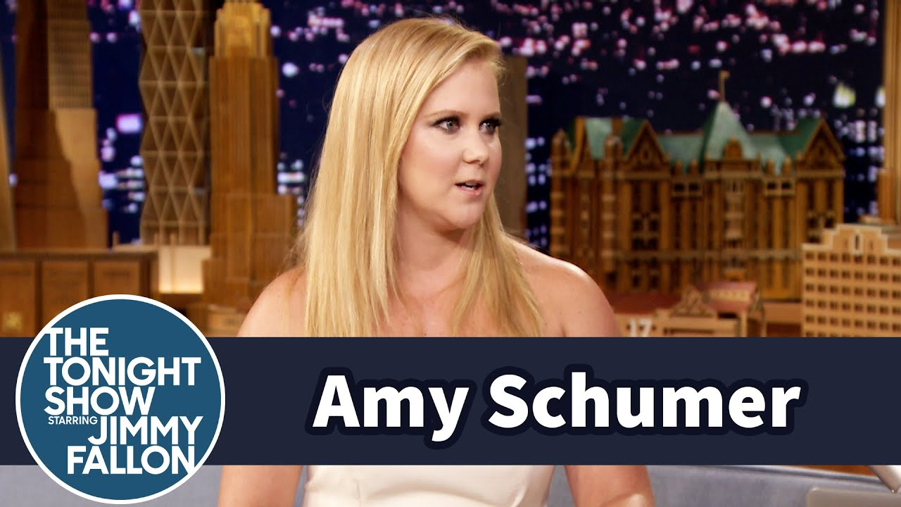 Amy Schumer Harasses Bradley Cooper thumbnail