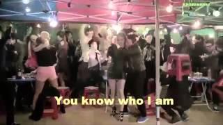 PSY   GENTLEMAN LYRICS MUSIC VIDEO  (English SUBS) OFFICAL