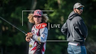 FLW Live Coverage | College Fishing National Championship | Day 2