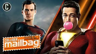 What If Superman Really Does Have A Shazam Cameo?   Mailbag