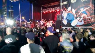 D.R.I. - Dead In A Ditch & Suit and Tie Guy - Punk Rock Bowling 2013