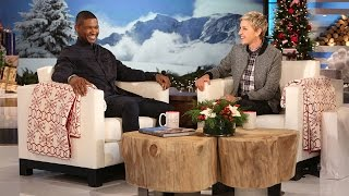 Usher Is a Married Man!