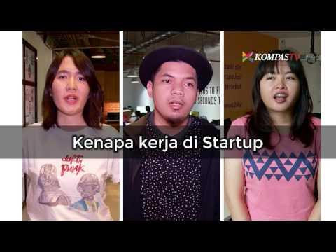 Bisnis Startup di Indonesia Semakin Bergairah