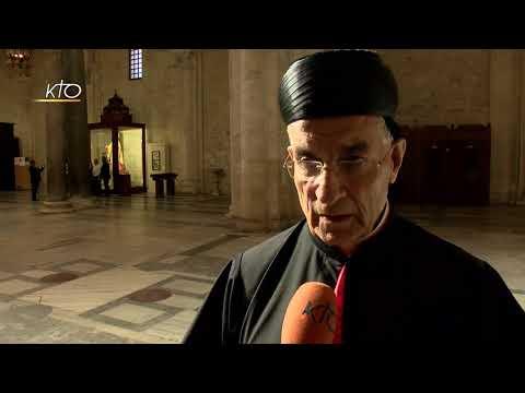 Le Cardinal Bechara Raï encourage le retour des réfugiés syriens