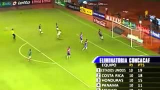 Costa Rica 2 México 1 eliminatorias 2014