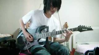 Steve vai - The audience is listening Cover by Gyu-Ho Lee 이규호