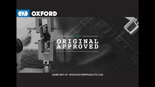 Armourlite Denim: Oxford's Original Approved Jean