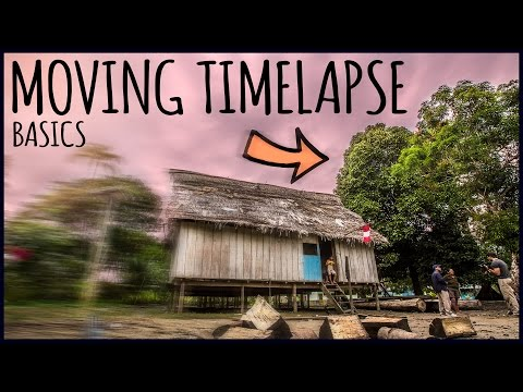 Basics of Moving Time-lapses + A Budget Option