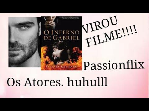 Os atores - filme  (O inferno de Gabriel) na PASSIONFLIX.