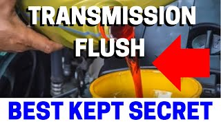 (Part 1) How To Do A Transmission Fluid Flush On Your Car (Don