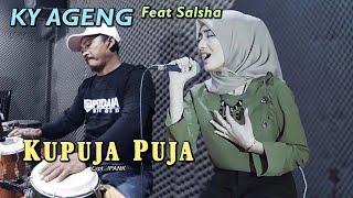 Download lagu Kupuja Puja Ky Ageng Ft Salsha Chan Versi Dangdut Koplo Mp3