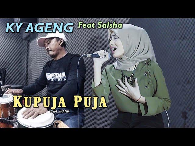 Kupuja Puja - Ky Ageng Ft. Salsha Chan - versi Dangdut koplo (Official Musik Video)
