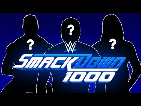 Download ALL WWE Wrestlers & Legends Confirmed To Return At Smackdown 1000th Episode HD Mp4 3GP Video and MP3