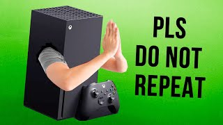 10 Microsoft XBOX MISTAKES They Want You To Forget