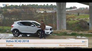Vídeo   Volvo XC40 2018 - Prueba