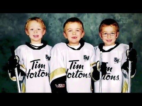 Make-A-Wish & Winnipeg Jets make Connolly's dream come true