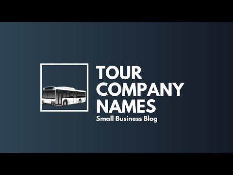 , title : 'Best Tour Company Names