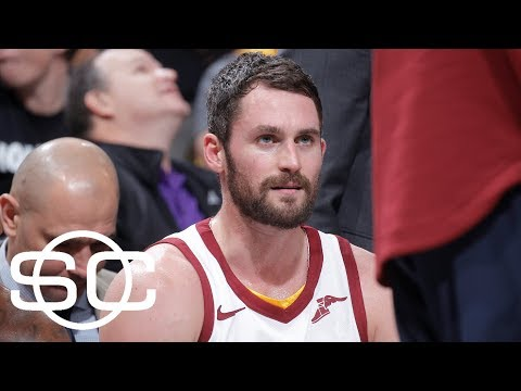 Adrian Wojnarowski says Cavaliers' locker room is 'divided' | SportsCenter | ESPN