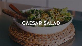 Caesar Salad [Gluten + Dairy-Free]