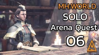 Monster Hunter World Arena Quest 06 Solo Dodogama / Gama Coin, Hunter King Coin