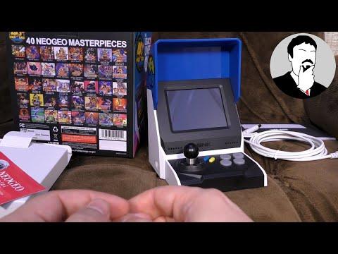 Neo Geo Mini   Ashens