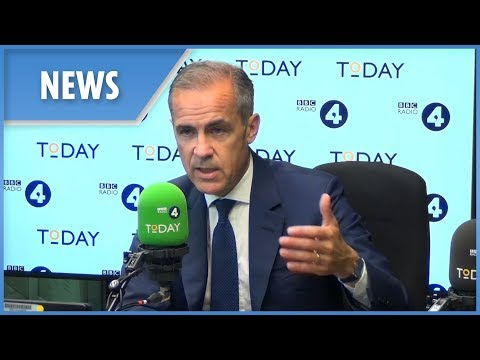 Brexit: Bank of England's Mark Carney sees