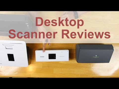 Document Scanner Reviews – ScanSnap vs NeatConnect Vs Canon DR C225 vs Brother ADS 1500W
