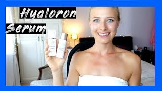 ALLES was du über Hyaluronsäure wissen musst & Cosphera HYALORON Serum Test