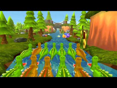 Choppy Fish : 3D Run Video