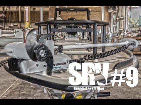 Building a Custom Skiff - Spooled Reels Vlog - SRV #9