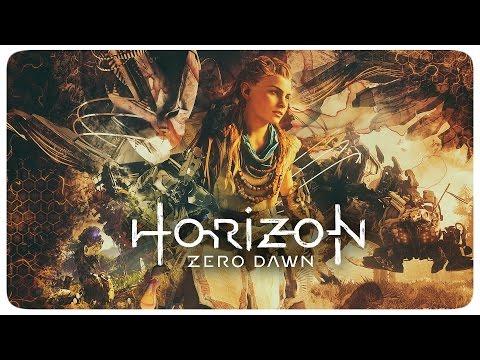 Horizon Zero Dawn Pelicula Completa Español - Todas Las Cinemáticas 1080p - Game Movie 2017
