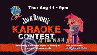 Jack Daniel's Karaoke Contest Finals