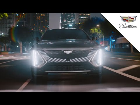 The All-Electric Cadillac LYRIQ | Lighting the Way