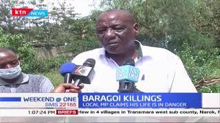 Samburu North MP Alois Lentoimaga fears for his life amid fresh Baragoi Killings
