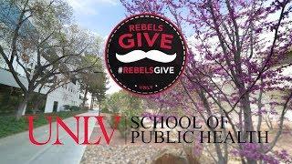 #RebelsGive: Support UNLV Public Health