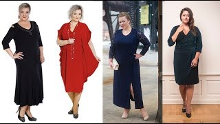 Eleganckie Sukienki Plus Size  Fashion Plus Size Dresses