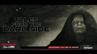 Ian McDiarmid Tales from the Dark Side Panel - Star Wars Celebration 2017 Orlando