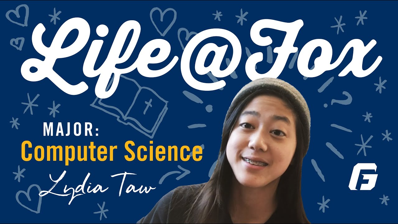 Watch video: Life@Fox: A Day in the Life of a Computer Science Major