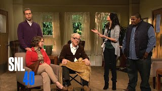 Cut For Time: Grandpa (J.K. Simmons) - SNL