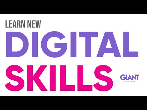 Learn Weekly Digital Skills With Our Award-Winning YouTube Series