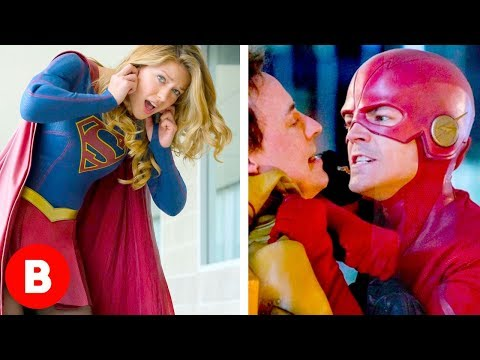 Crisis On Infinite Earths: Every Arrowverse Episode You Need To Watch