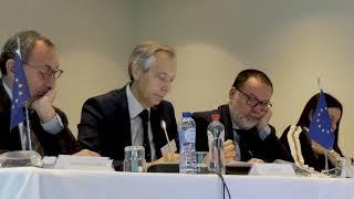 DG DEVCO Seminar HUDIRE, June 2019, on Human Dignity and Religion