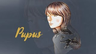 Hanin Dhiya - Pupus (Official Lyrics Video)