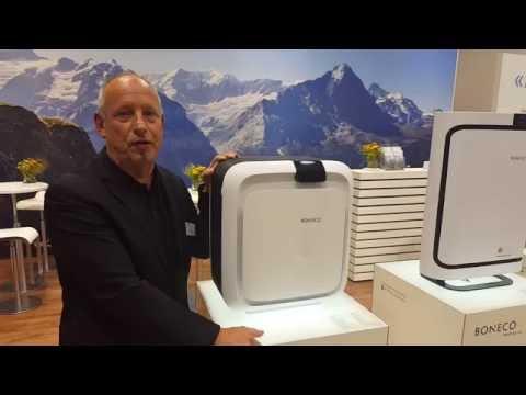 BONECO H680 HYBRID gesunde Luft im Schulzimmer