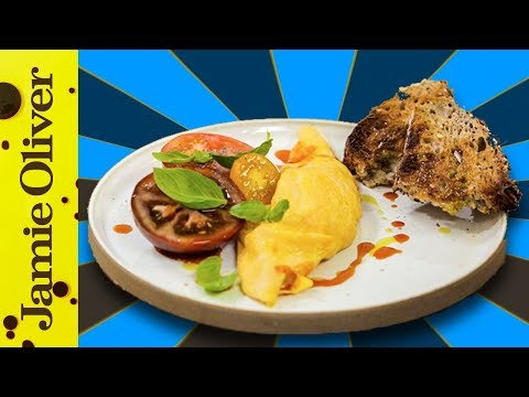 How to Make a Silky Omelette | Jamie Oliver